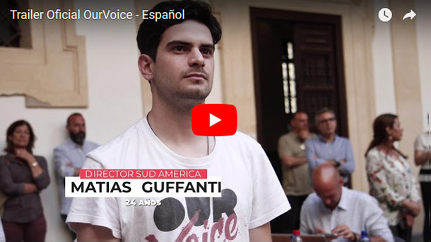 Trailer Oficial Our Voice - Español