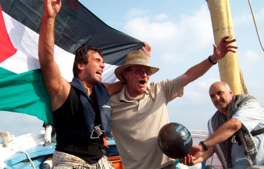 arrigoni freedom fottilla free gaza org